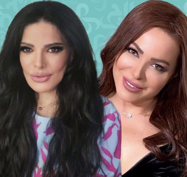 سوزان نجم الدين تكذب ونضال الأحمدية تلّقنها درسًا! - فيديو