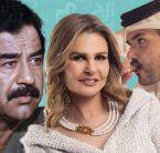 يسرا ترد على ابن أخ صدام حسين وحقائق تقرأونها للمرّة الأولى عن عائلة صدام عبر الجرس - وثيقة صور