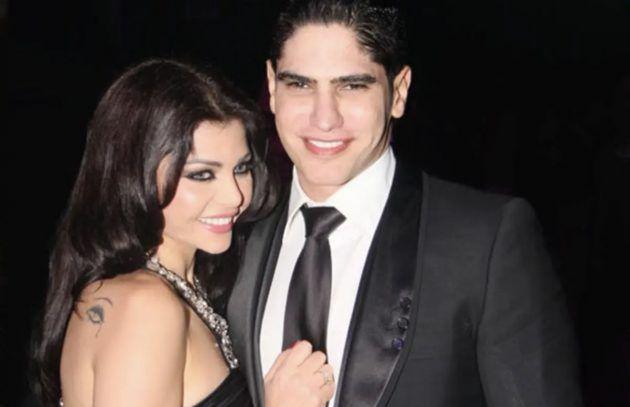 هيفا وأحمد ابو هشيمة قبل الطلاق