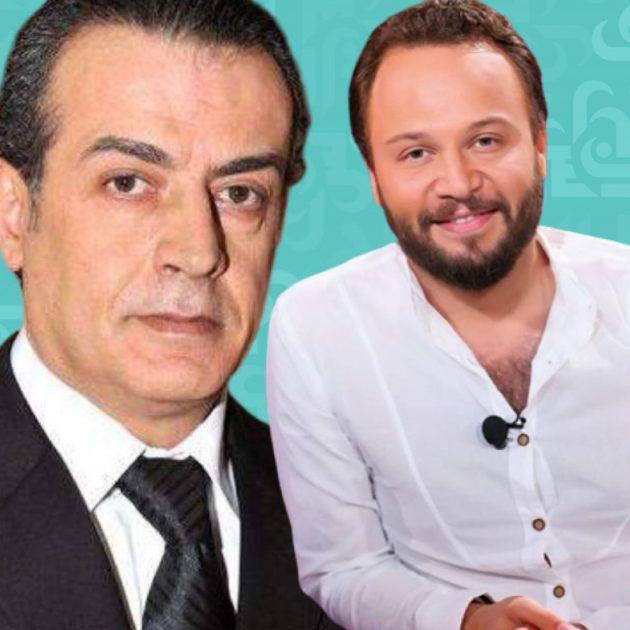 ممثل سوري يفضح عزاء والدة مكسيم خليل