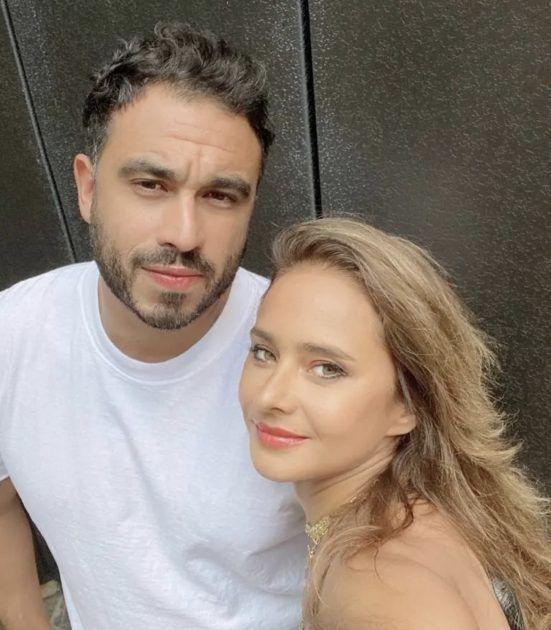 زوج نيللي كريم ماذا قال عنها بعد شهر العسل؟ - صور
