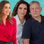 الملكة رانيا ولقطات حصرية لإبنتيْها - فيديو