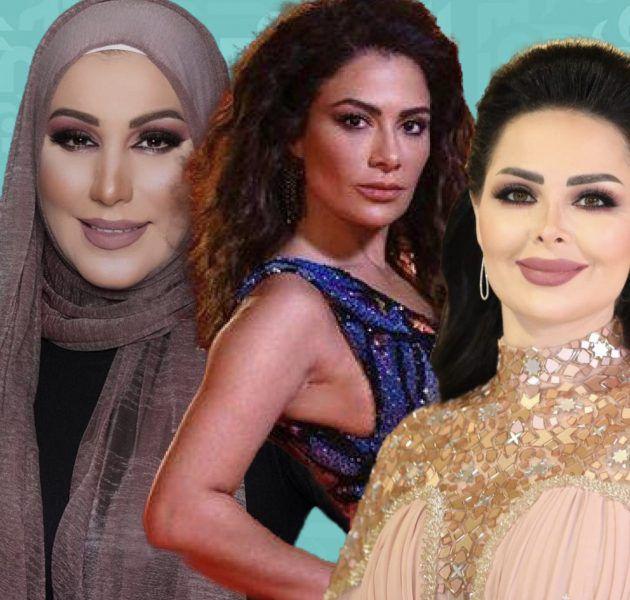 نجمات الأردن هل ينافسنّ أهم العربيات بالإحصائيات؟ - صور