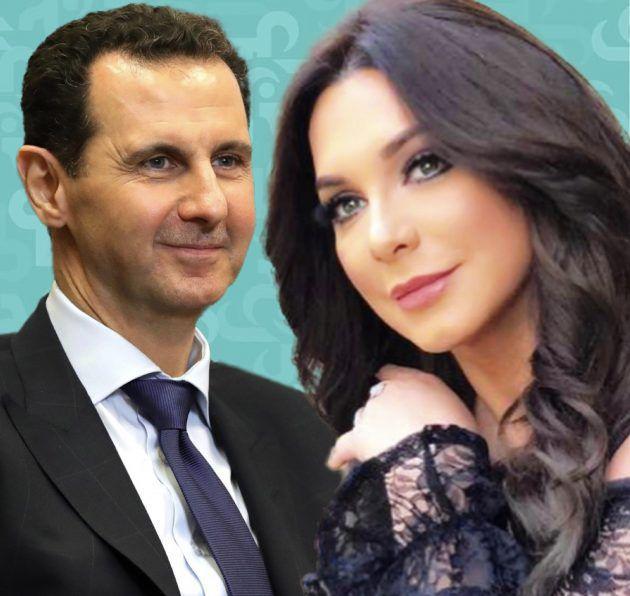 جلدوا سلاف فواخرجي وما علاقة بشار الأسد