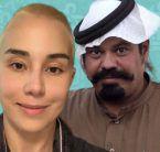 النجم السعودي ينعي زوجته باكيًا كما فعلت سلمى غزالي - فيديو