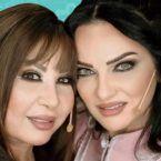 سحر فوزي والدة صفاء سلطان؟ - صورة
